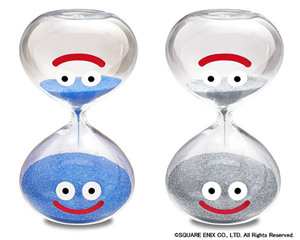 dragon quest slime hourglass 1
