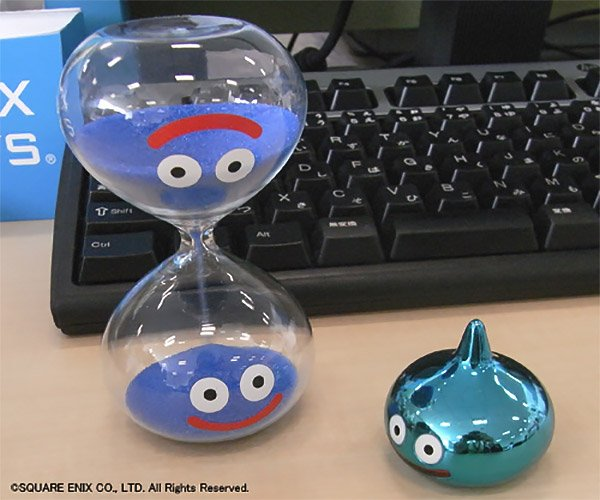 dragon quest slime hourglass 2