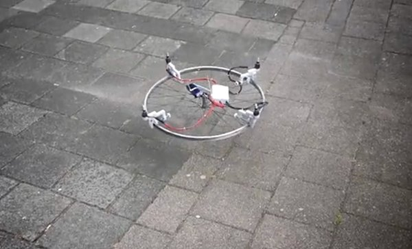 Diy quadcopter kit drone it yourself technabob drone it yourself kit by jasper van loenen solutioingenieria Images