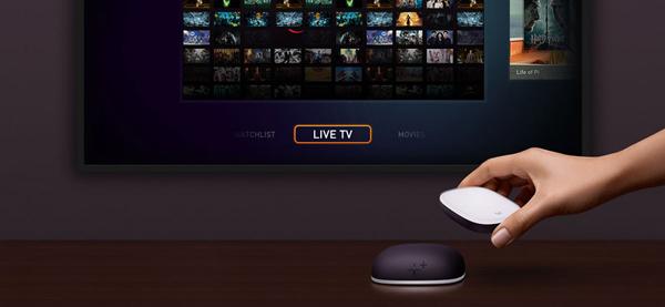 fan tv fanhattan fuseproject yves behar in use photo