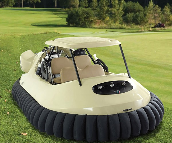The Golf Cart Hovercraft: Not Your Father's Hovercraft – Your Grandfather's Hovercraft