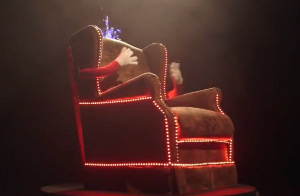 Chair Hugs You Every Time Someone Writes Birthday Wishes on Your Facebook Wall