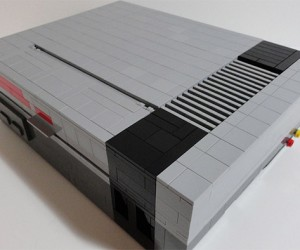 LEGO Nintendo Entertainment System: They've got Legolas, We've got LEGONES