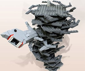 LEGO Sharknado: Enough Said!