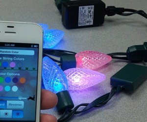 Lumenplay Smart String Lighting: 16 Million Reasons to Leave the Christmas Lights Hanging