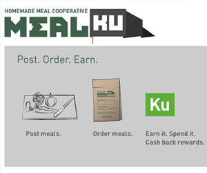 Mealku Lets You Share Your Home-Cooked Meals with the World