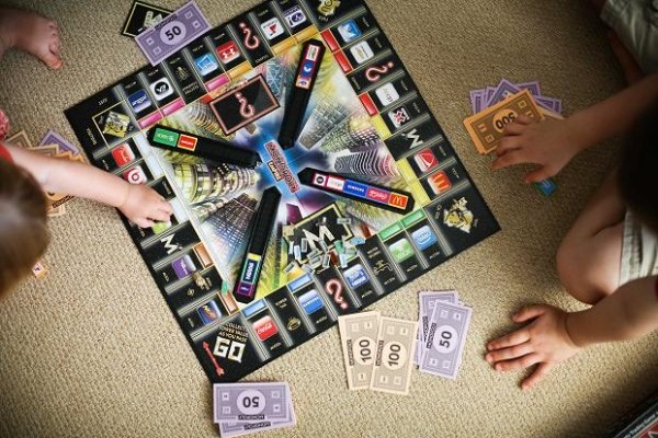 Hasbro Launches Short Attention Span Version of Monopoly