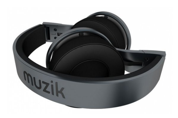 Muzik Headphones Share What You're Listening to on Facebook, Twitter