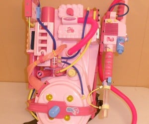 My Little Proton Pack: Ghostbusting is Magic