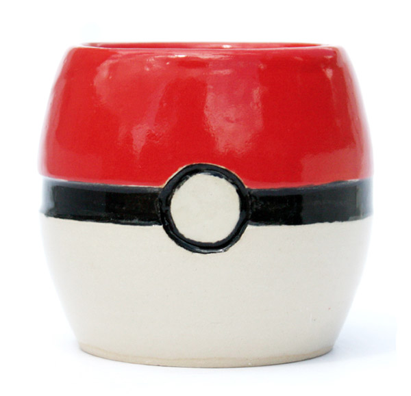 nerdy candle pokeball