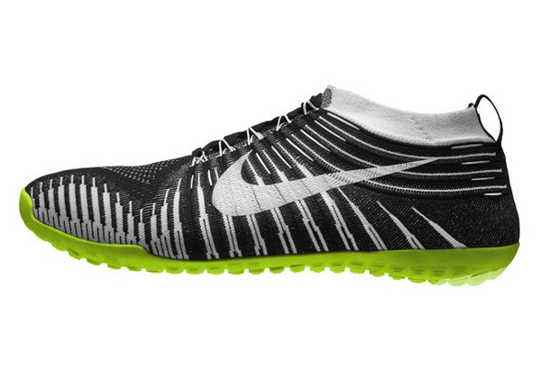 nike free flyknit hyperfeel shoes design photo