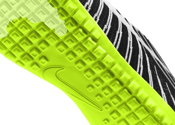 nike free flyknit hyperfeel shoes sole photo
