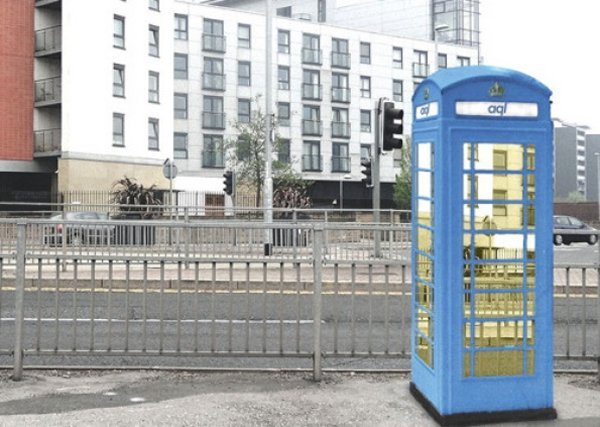 Leeds Phone Boxes Get Turned into TARDISes, Become Wi-Fi Hubs