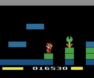 princess rescue atari 2600 mario clone by chris spry 2 300x250