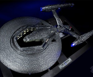 Qmx Reveals Star Trek into Darkness U.S.S. Vengeance Replica