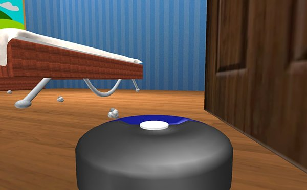 Robot Vacuum Simulator 2013: Royal Roomba