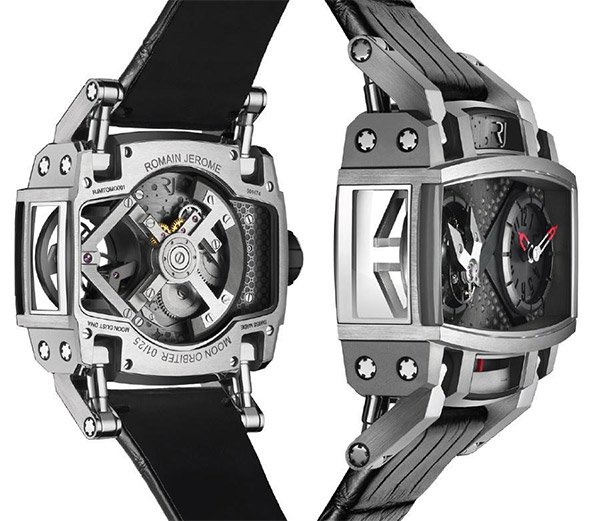romain jerome moon orbiter watch 2