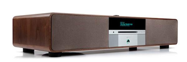 ruark audio r7 console speaker alone photo