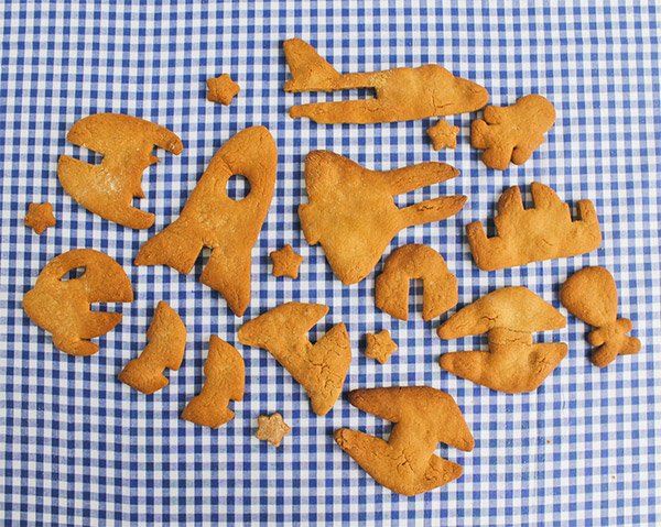 space cookie cutters 4