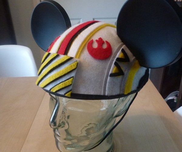 Star Wars Mickey Mouse Ears: LucasHats