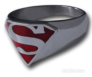 Superman Ring: If Only It Possessed Superpowers