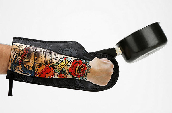 tattoo oven mitt 3