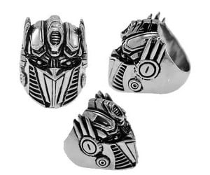 Optimus Prime Ring, Marriage in Disguise