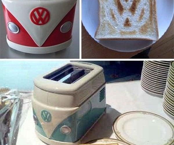 Volkswagen Microbus Toaster: Microbus, Macrotoast