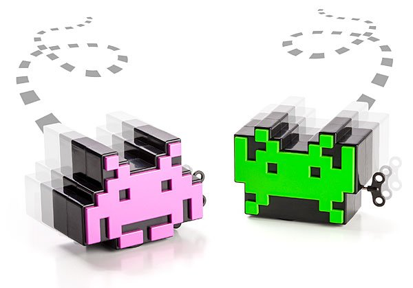 wind up space invaders 1