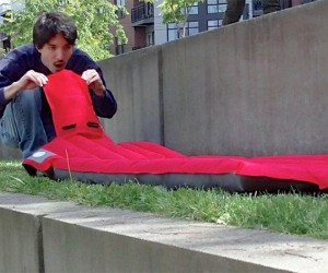 Windcatcher Lets You Blow up Inflatables in Seconds