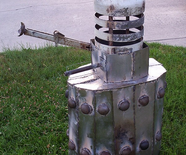 Garden Gnomes? Meh. Go for a Lawn Dalek Instead