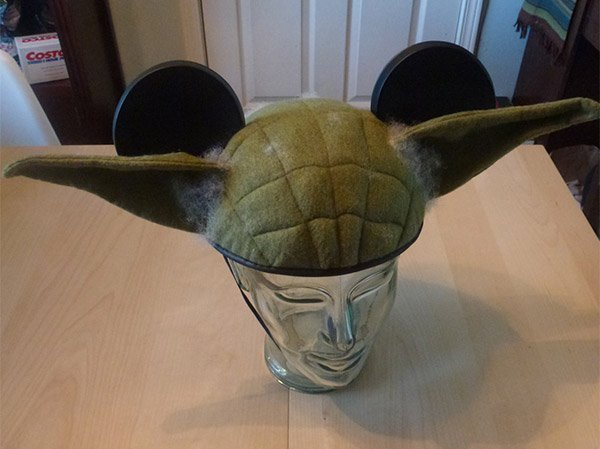 Star Wars Mickey Mouse Ears Lucashats