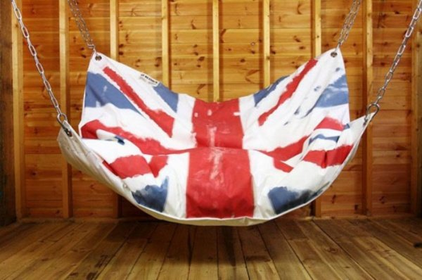 Beanbag Hammock Chair1