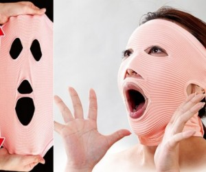 Facewaver Exercise Mask Makes You Look Like a Real Horror Show