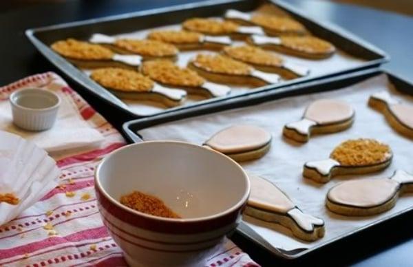 Fried Chicken Cookies1