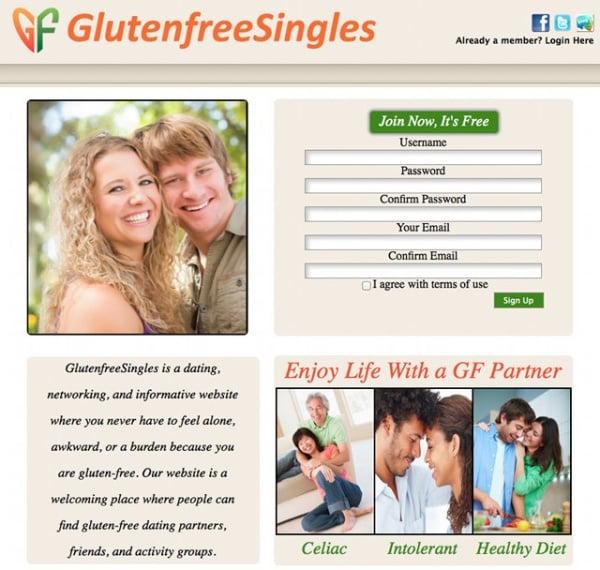 Gluten Free Dating