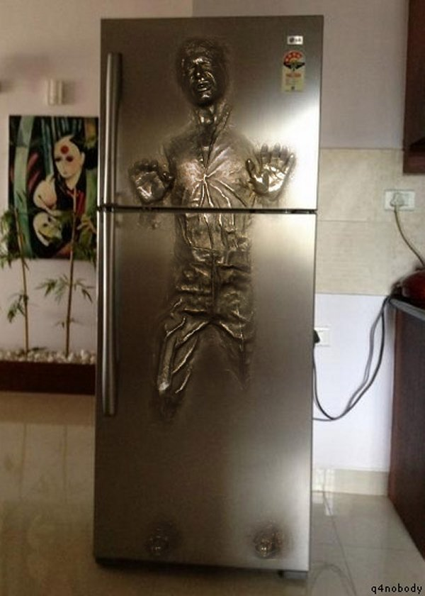 Hanasonic Fridge