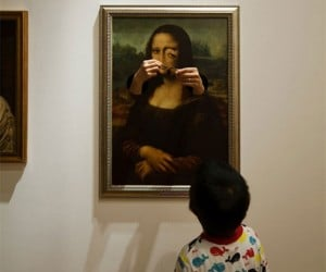 Haunted Art Gallery
