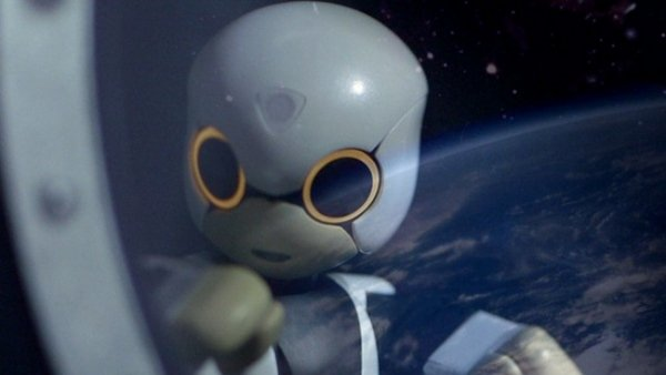 Kirobo Talking Robot Headed into Space
