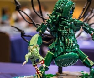 LEGO Cthulhu Will Destroy Your Sanity