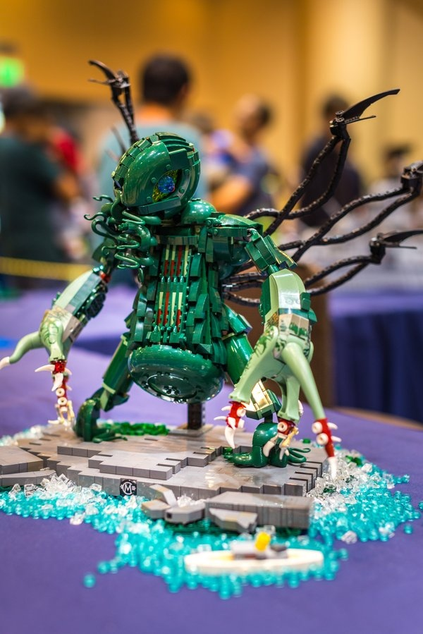 LEGO cthulu1