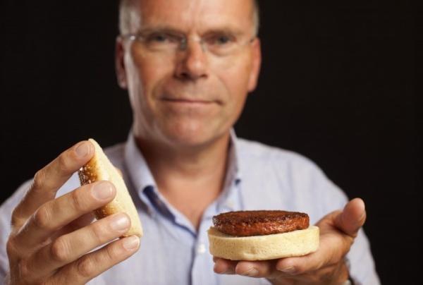 Take a Bite of This $330,000 Lab-Grown Burger