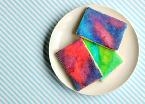 Watercolor Cookies Look Like They Belong in an Art Museum