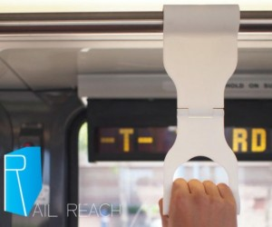 Rail Reach Gives Stand up Commuters a Hand