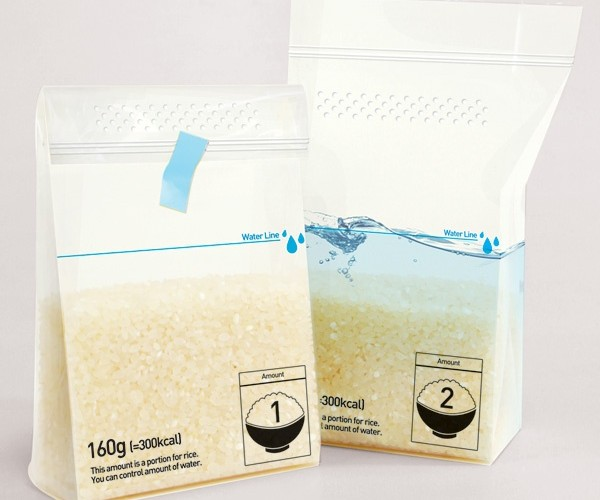 Rice Packs Take the Guesswork out of Cooking Perfect Rice