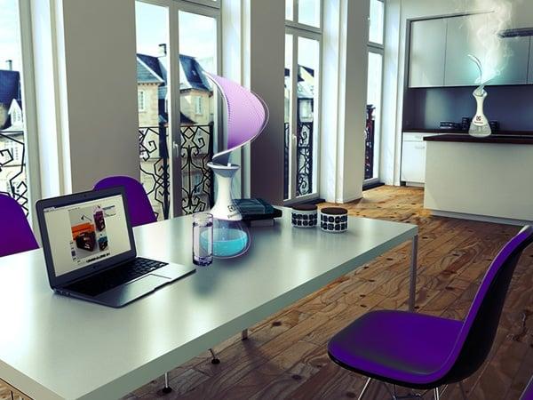 SEAbreeze Brings an Ocean Breeze to Your Living Room