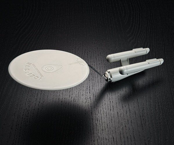 U.S.S. Enterprise Spatula: Cooking with Dilithium Crystals