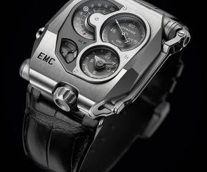 Urwerk EMC Watch: Interactive Haute Horlogerie