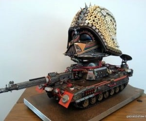 Tank Vader: The Ultimate Power in the Universe