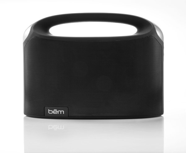 bem wireless bluetooth boombox photo